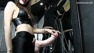Mesmeratrix - I want to be brutal with your ASS dear Victim
