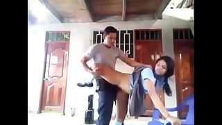 Thick boobs indian school girl fucked hard by bf