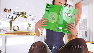 illusion Oculus Touch 3 Sensor Virtual Reality Girlfriend school swimsuit & stockings play