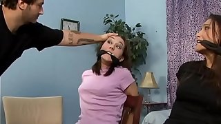 Kidnapped by Two Sadomasochists PREVIEW starring Celeste Starlet & Sinn Sage